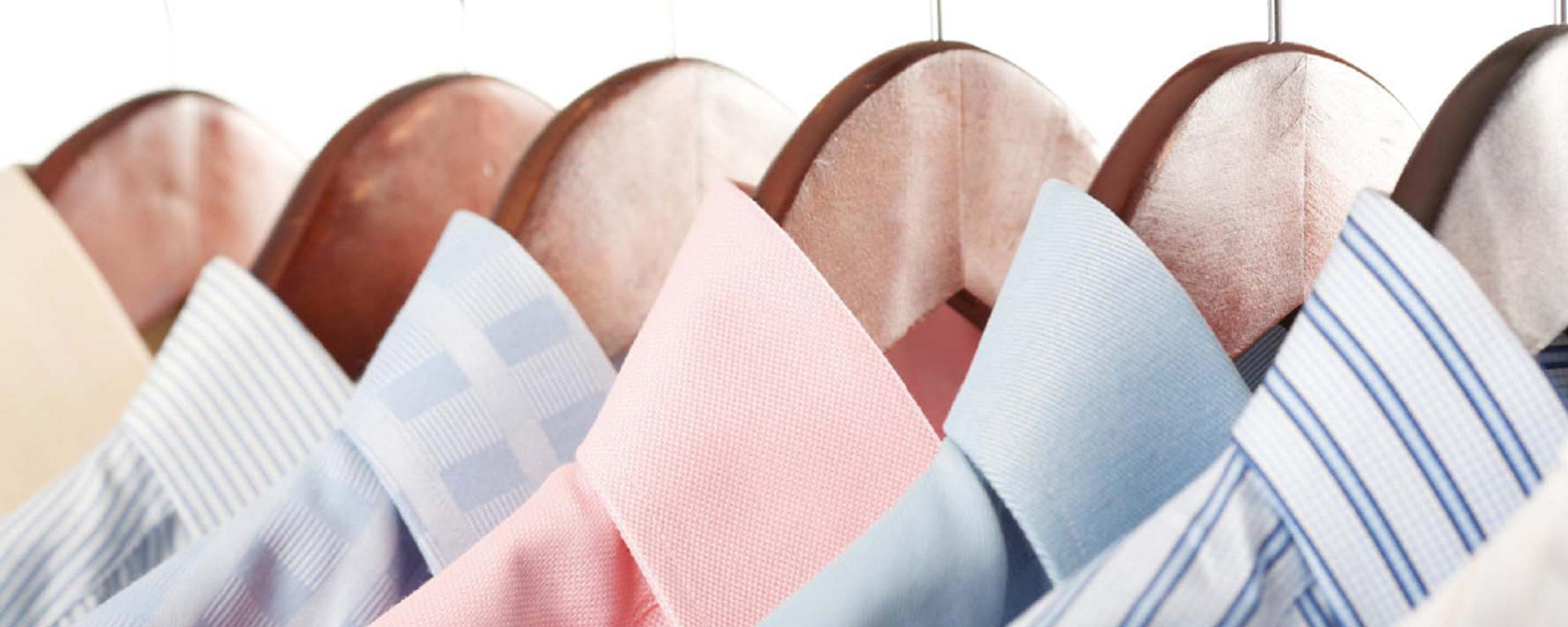 Химическая чистка деловой, спортивной и повседневной одежды
